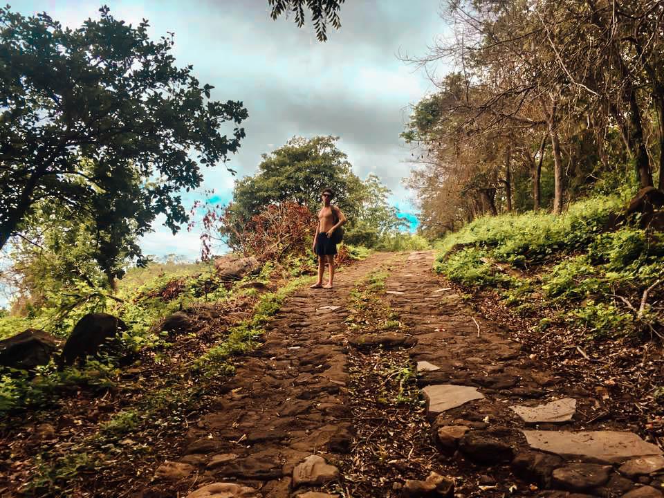 San Ramon Waterfall hike, Ometepe