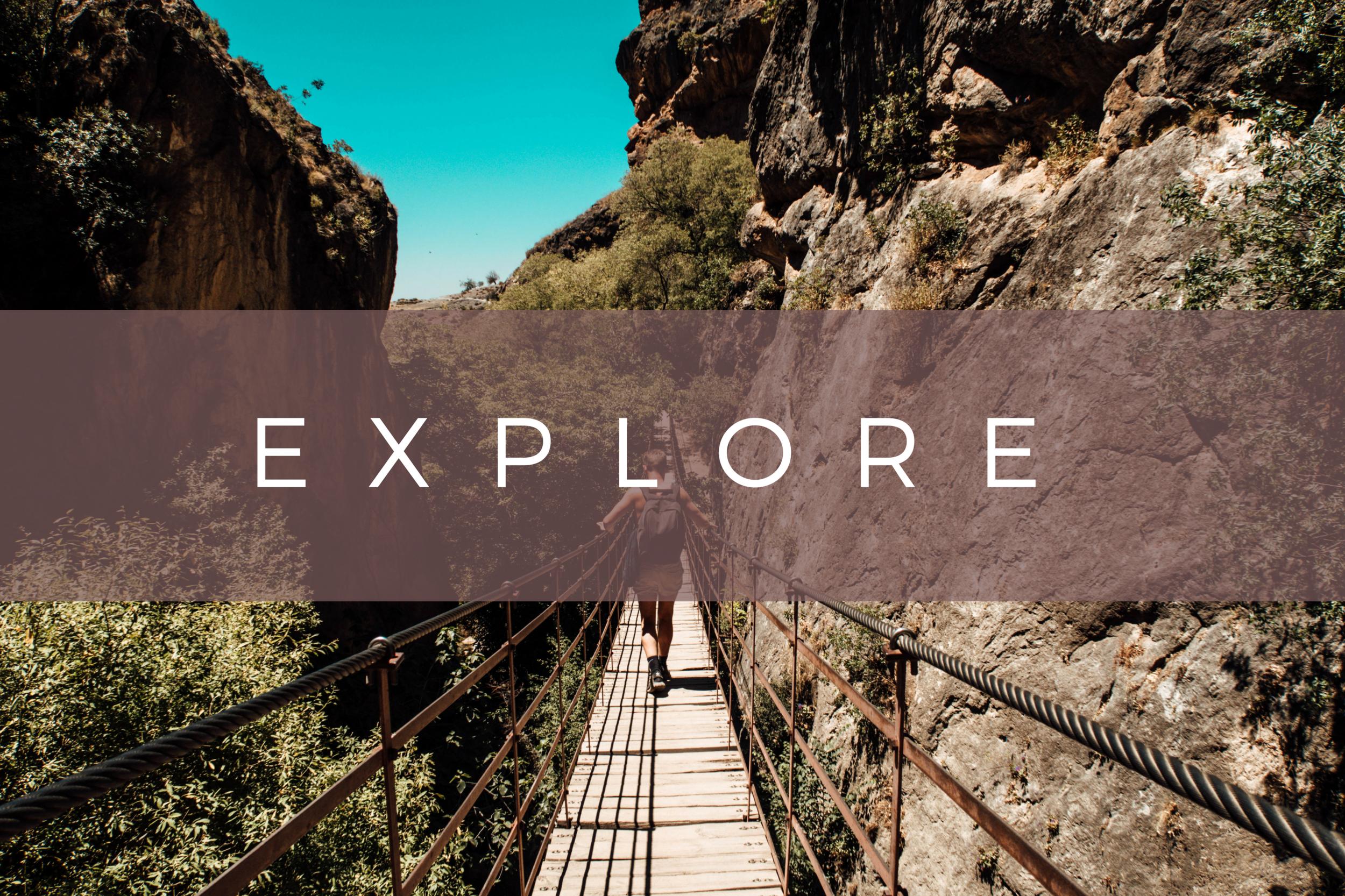 Explore More - earthchilderin