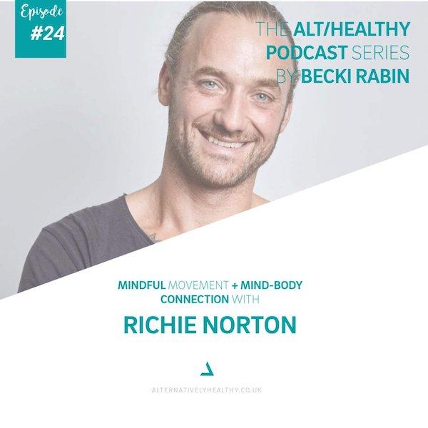 ALTERNATIVELY HEALTHY: Podcast -