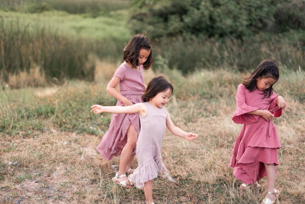the yi family | kailua beach + marsh | oahu lifestyle