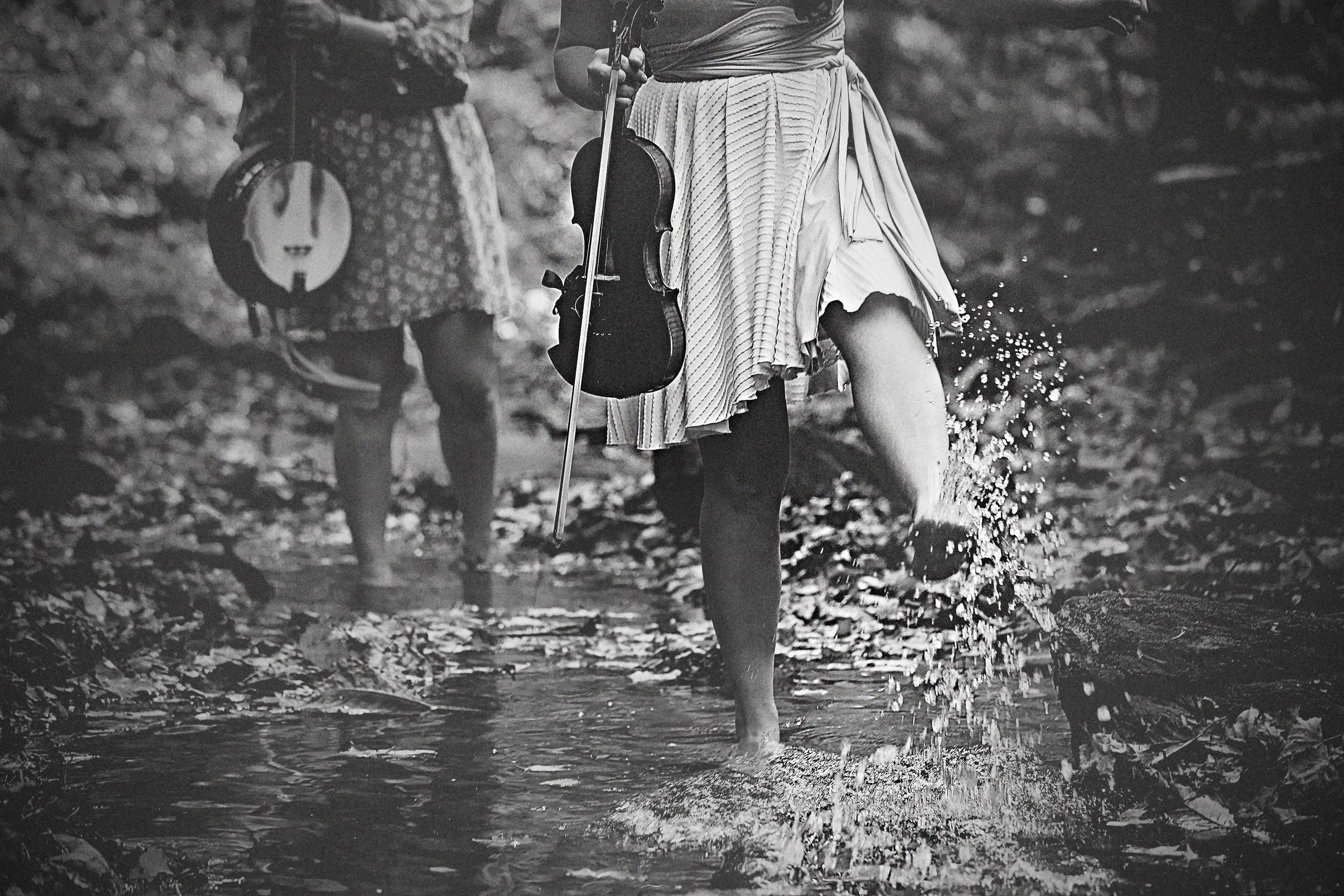 Little Sinkin' Creek (Zachariah, Kentucky)