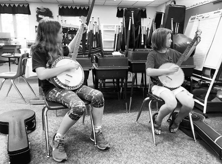 Beginning Overhand Banjo 2016