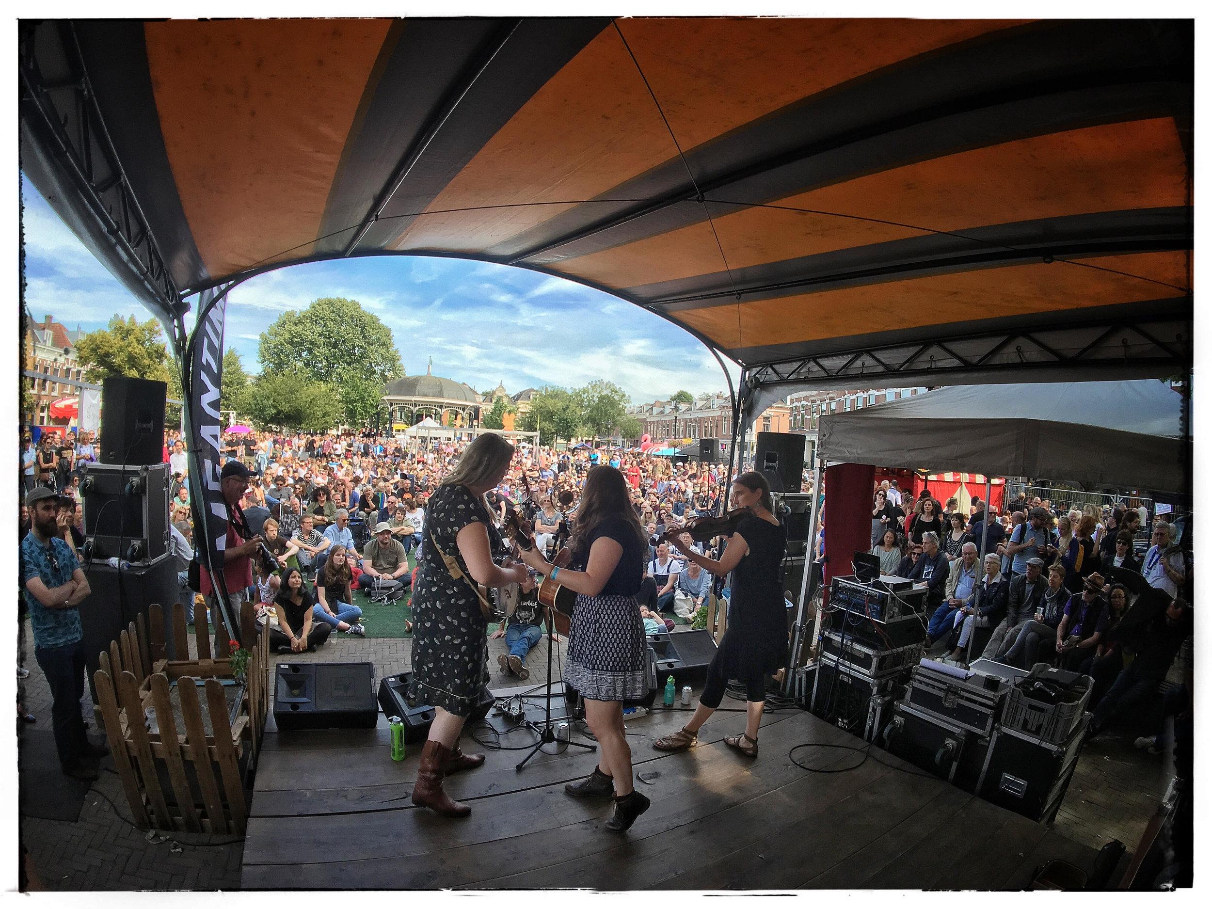 Rotterdam Bluegrass Festival, The Netherlands