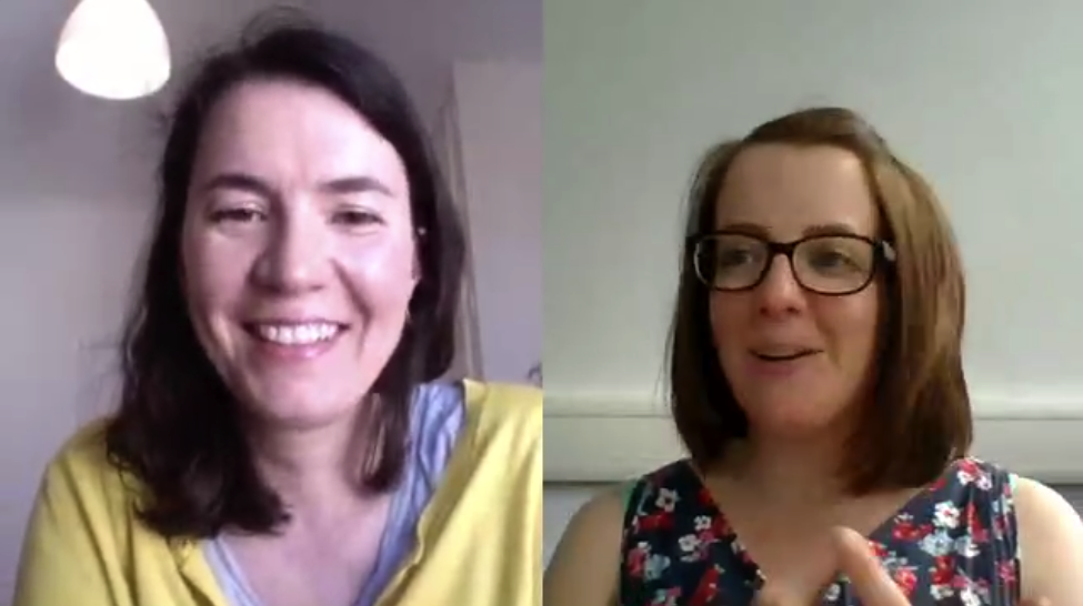 You can listen    HERE    to my interview with Grace where she talks about her coaching experience and how she made her inspiring career change from Higher Education to Postnatal Doula.