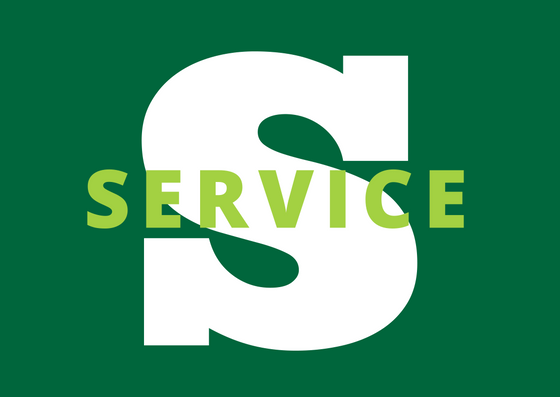 Be in Service of your community. Seek out opportunities to help one another whenever possible without expecting something in return. -