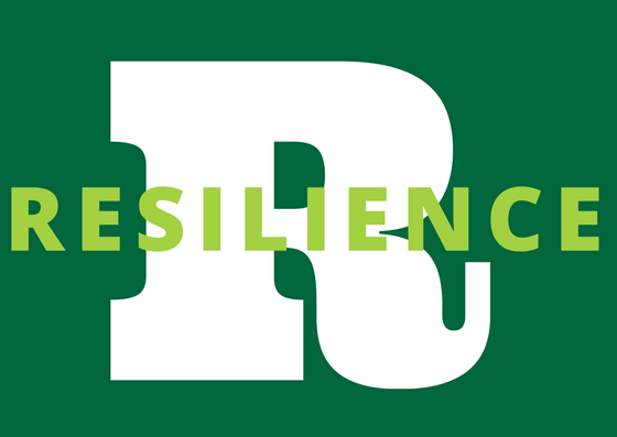 Be Resilient. Persist despite obstacles, and work towards achieving goals with optimism and enthusiasm. -