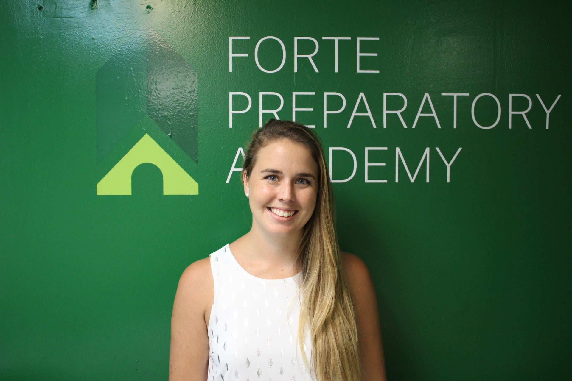 Caroline Gray, ELL Coordinator & 6th Grade Leader