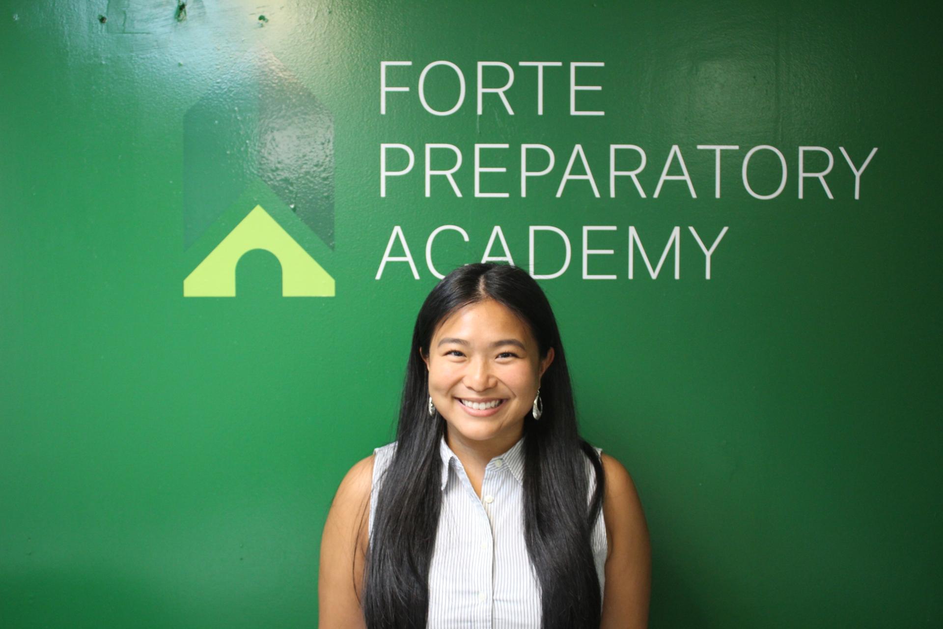 Angela Mu, 5th Grade Arts Teacher & Grade Level Leader