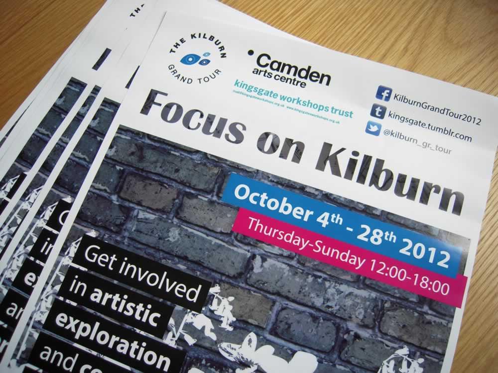Kilburn Art Camden Centre