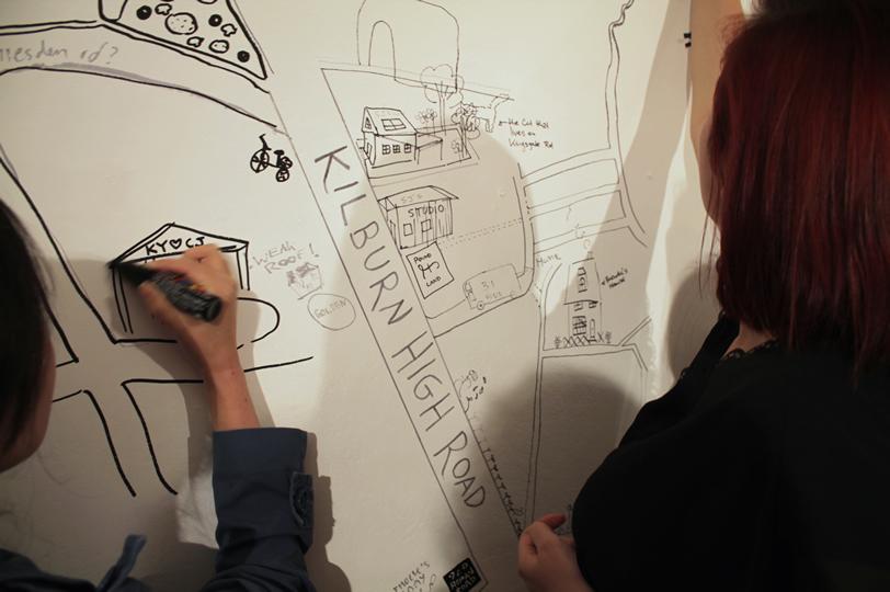 Kilburn Camden Arts Centre Community