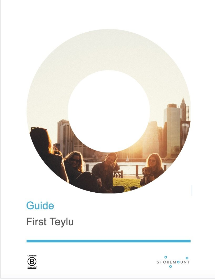 First Teylu - Guide - Complete guide to your first Teylu meeting.Sets the context, frames the culture.