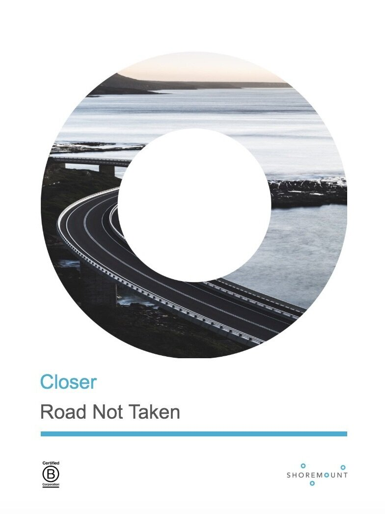 The Road Not Taken - Poem by Robert Frost on life's journey and the choices it presents.
