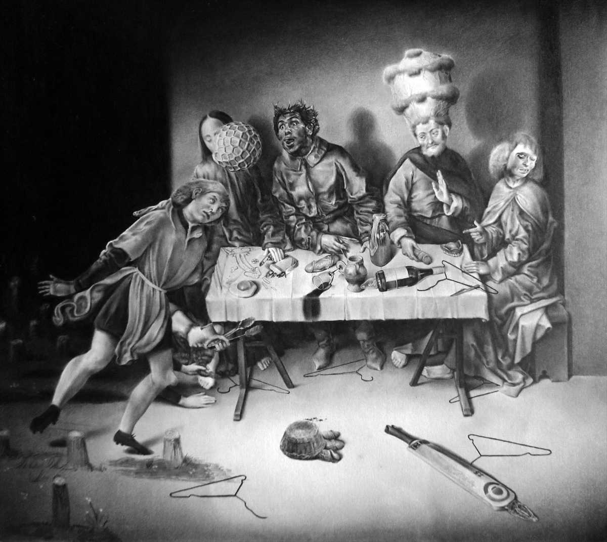 The Last Supper, Overview