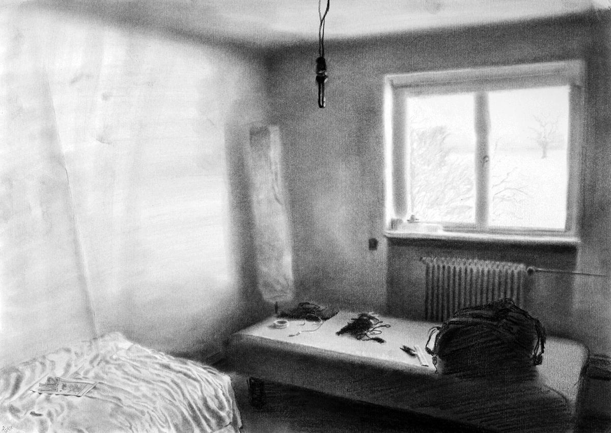 My room, Krogerup folk school