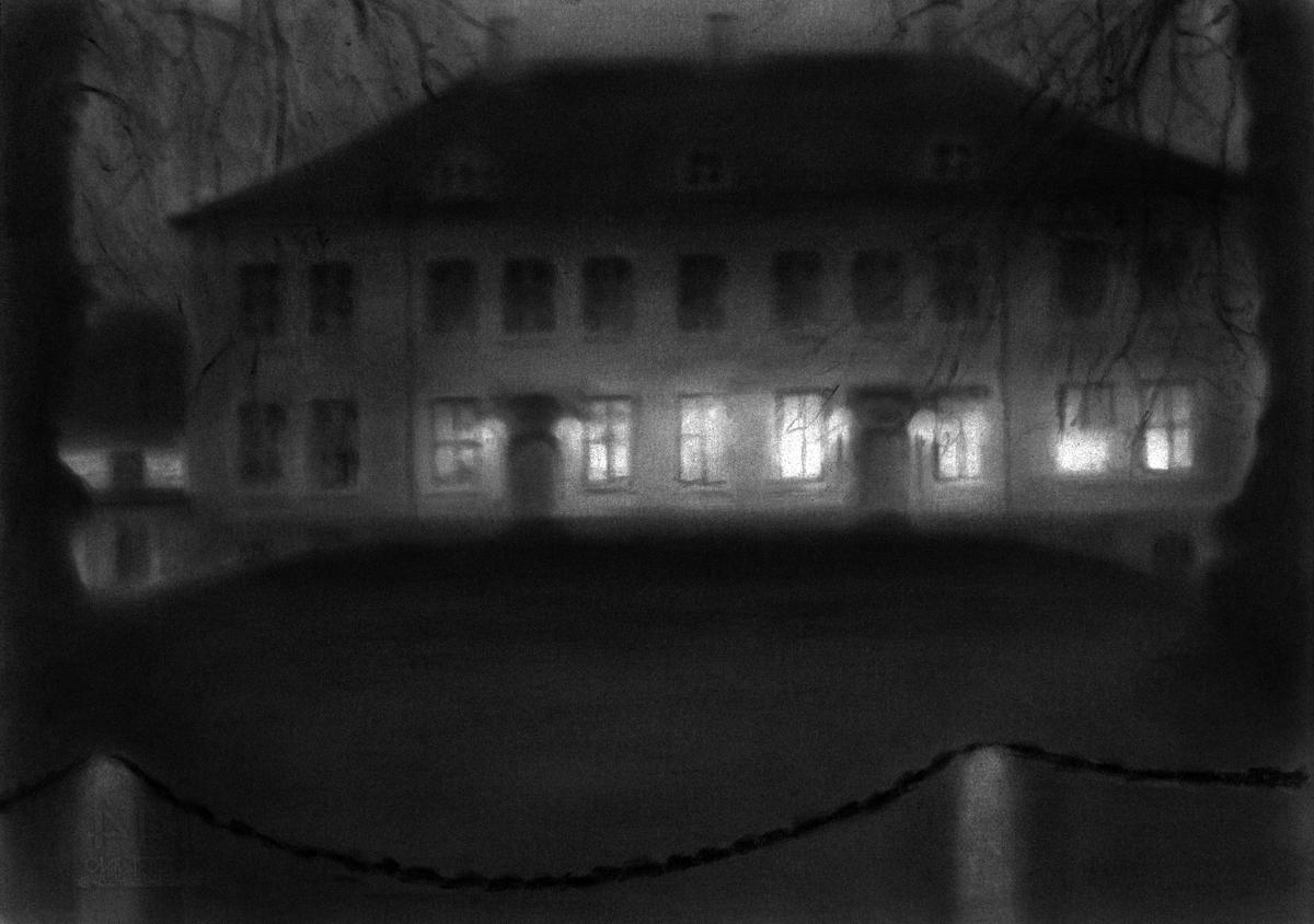 Krogerup schoolhouse