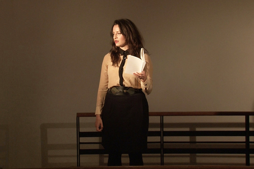 The White Book Performance Lecture No.1 —Manifesto on The Art Space, 2013 (Tel Aviv, IS)