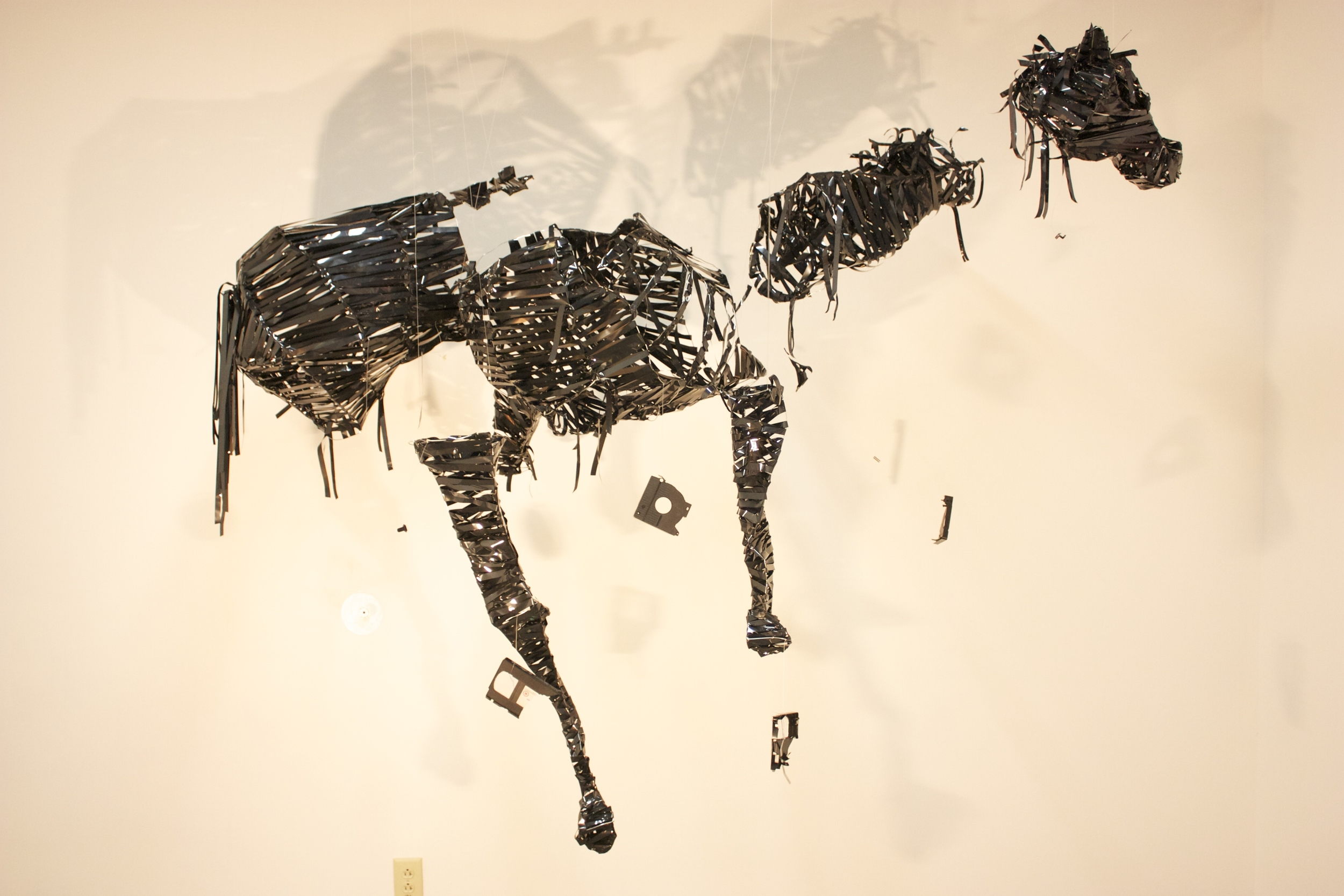 Michael Cimino's Horse Detail