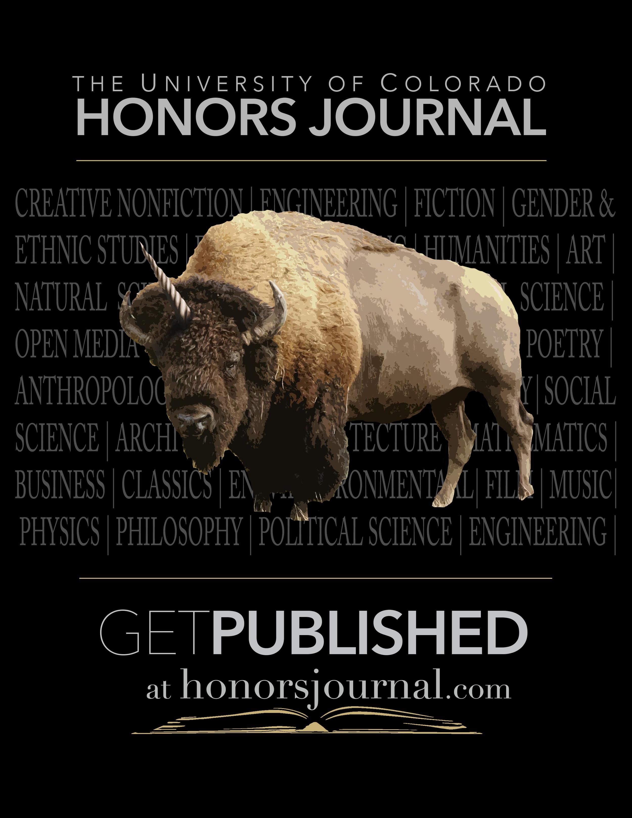 Honors Journal T-Shirt Design