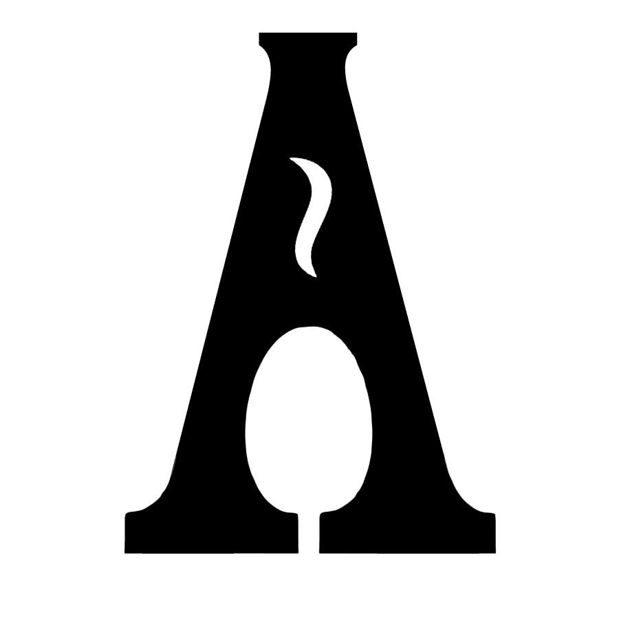 Aroma Restaurant Logo Mock Up