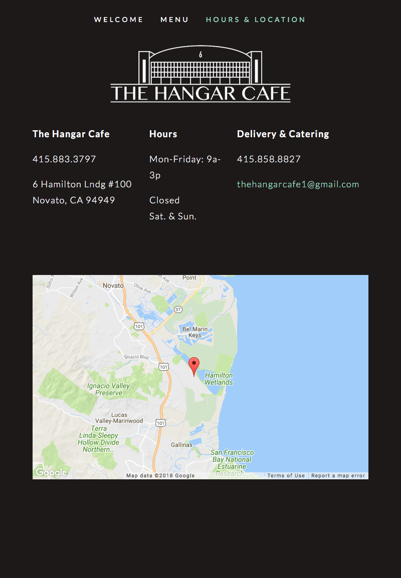 Hours & Location — The Hangar Cafe (2018-01-23 19-03-02).png