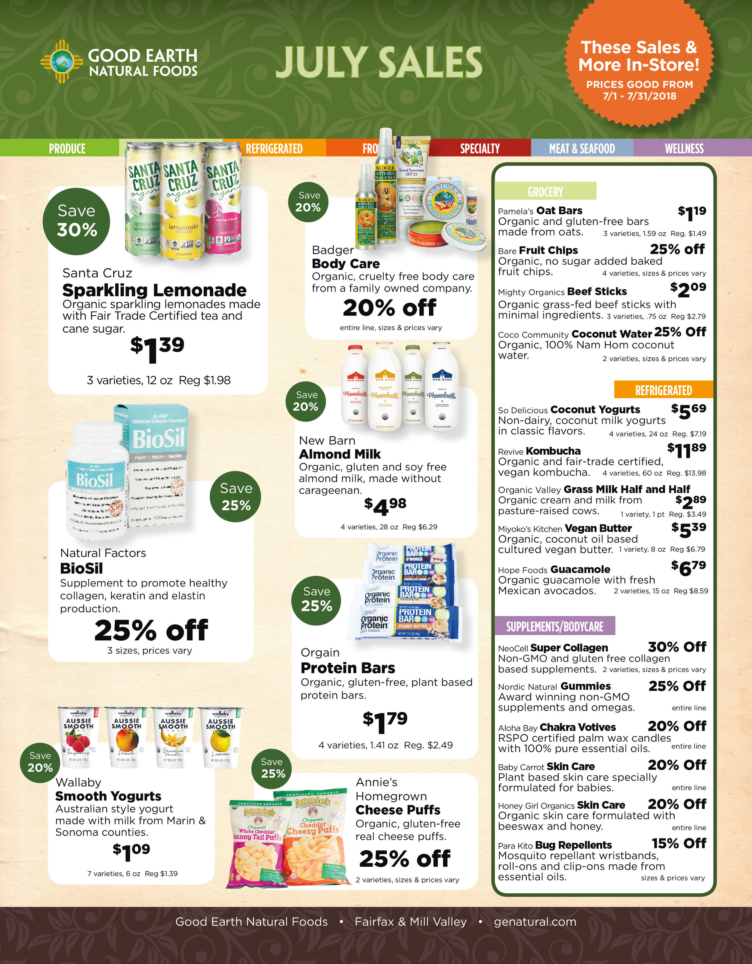 Old monthly sales sheet