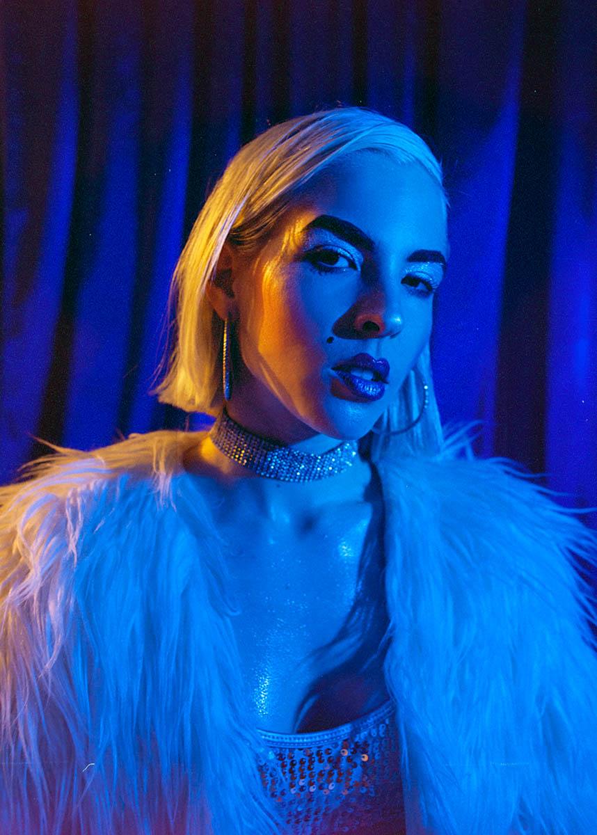 Dorian Electra for  Toksick Mag