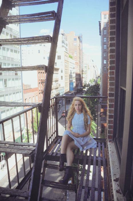 Age 18,   Manhattan, NY