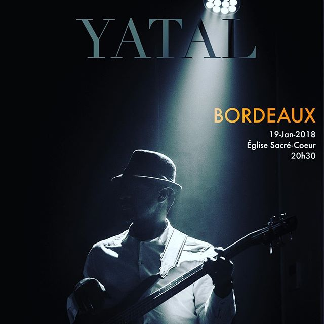 C O N C E R T  ce vendredi ! #Concert #Bordeaux #Folk #basse #banjo #handpan #violon #guitare