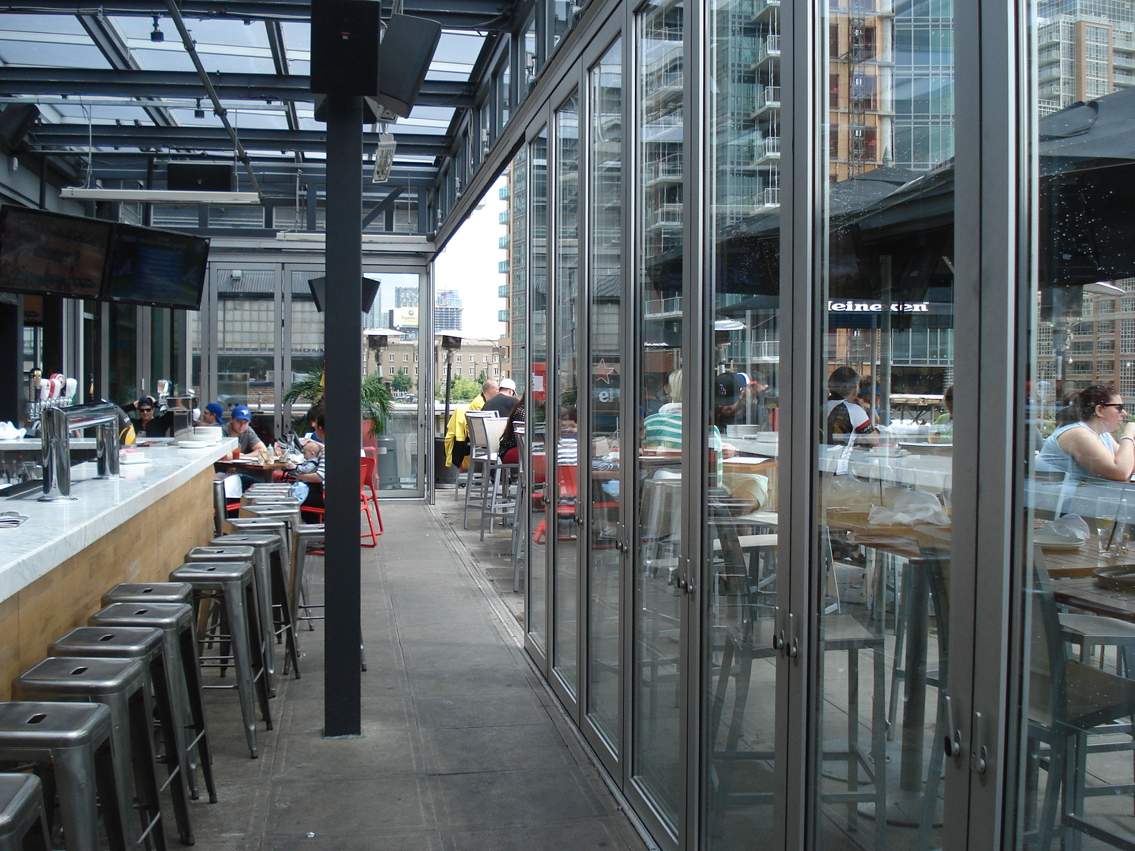 Picture of outdoor patio