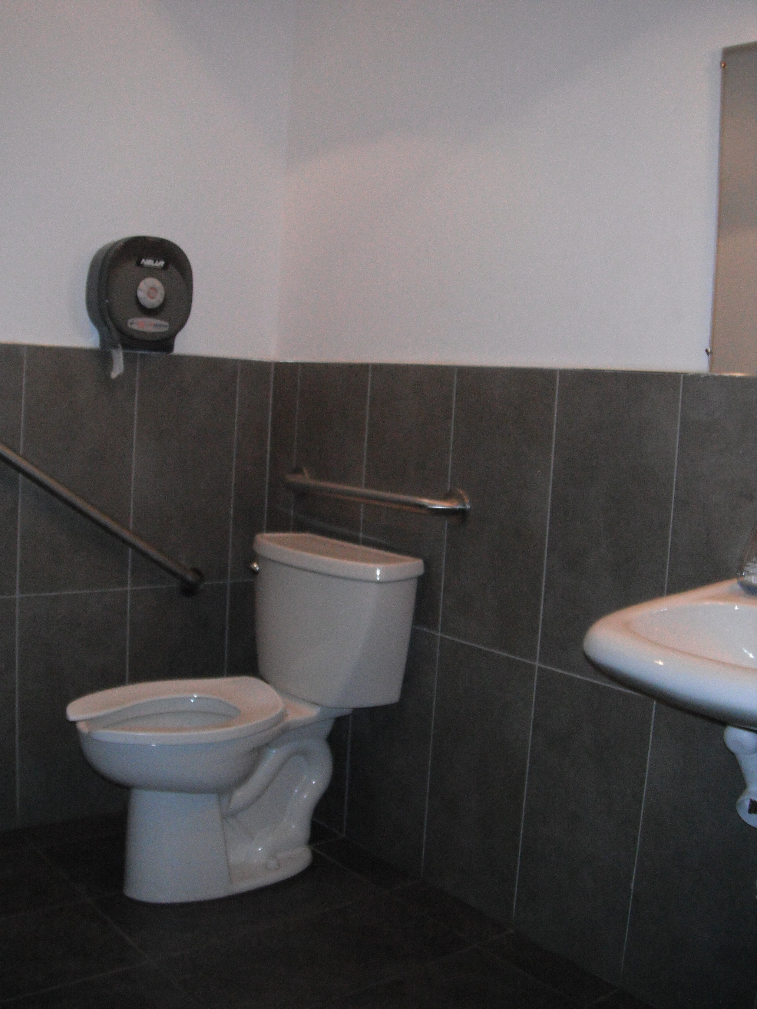 Image of accessible bathroom.