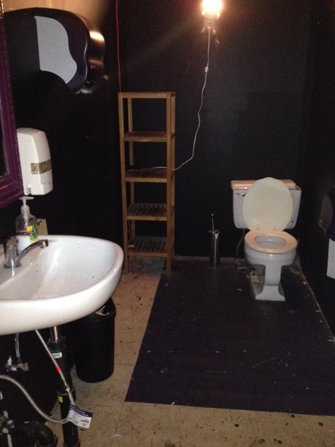 Photo of accessible washroom