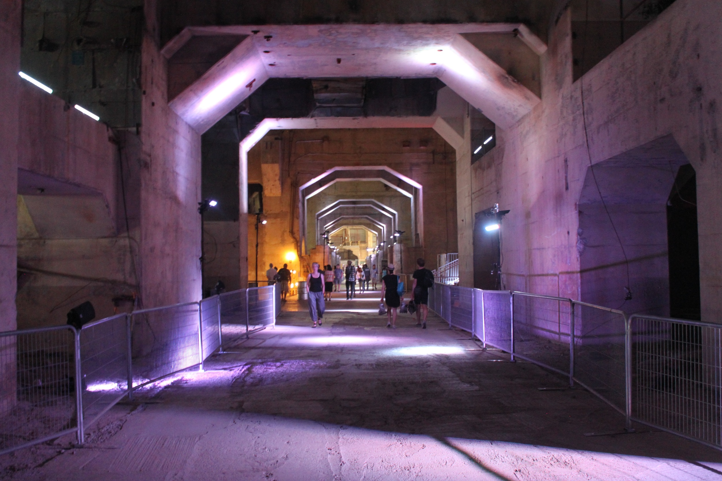 Picture of accessible interior of the Hearn