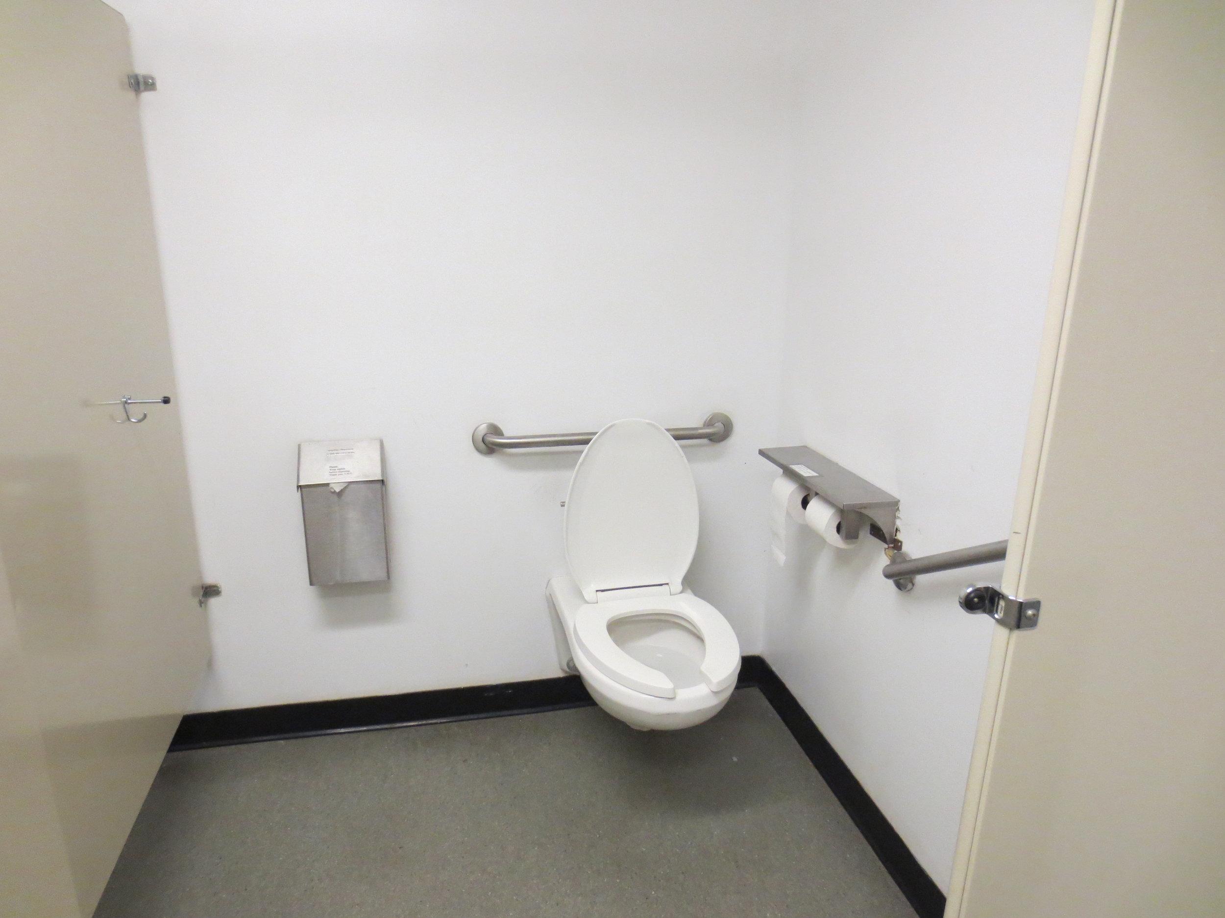 Washroom stall