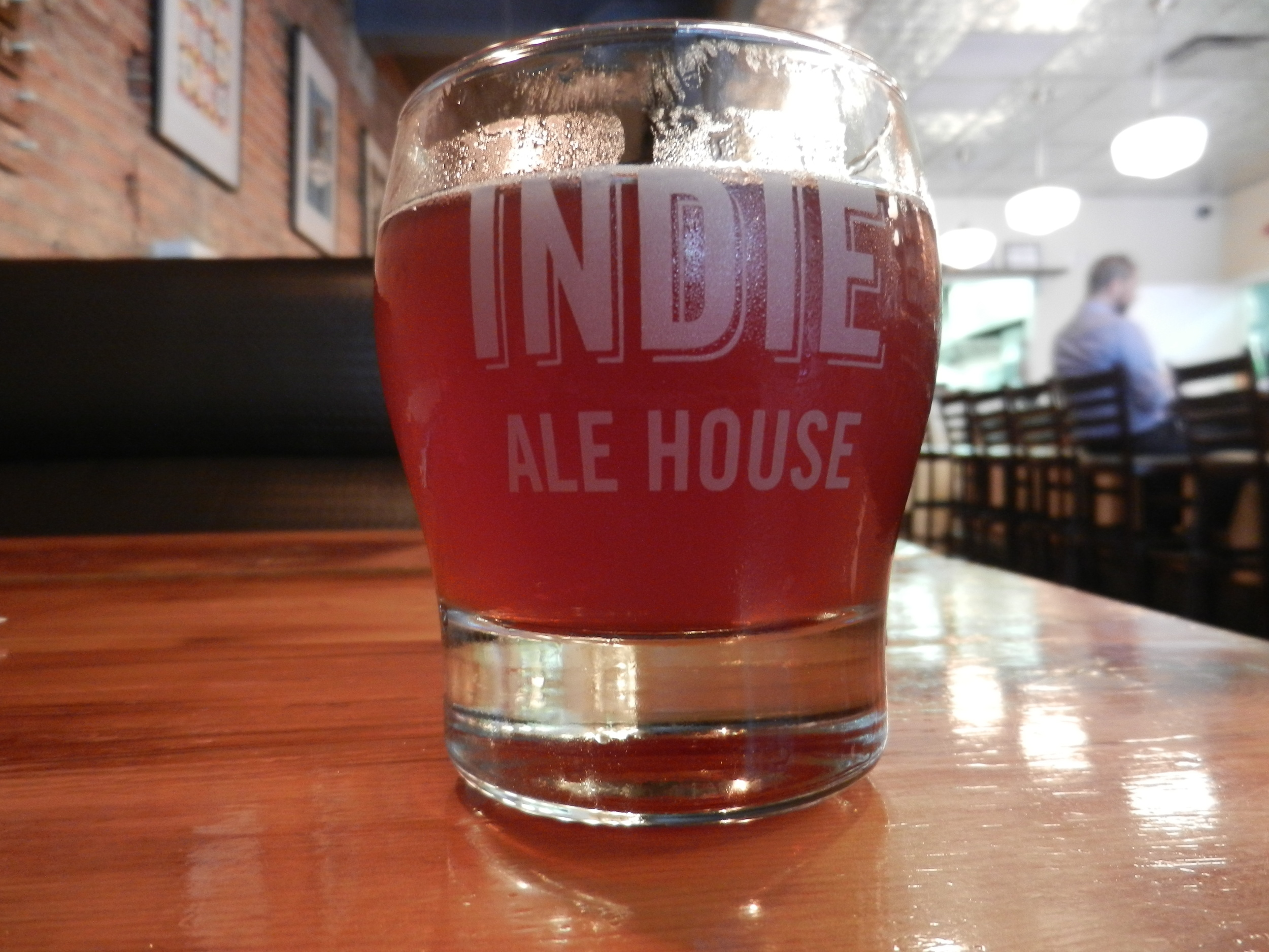 Indie Ale House, photo of a beer