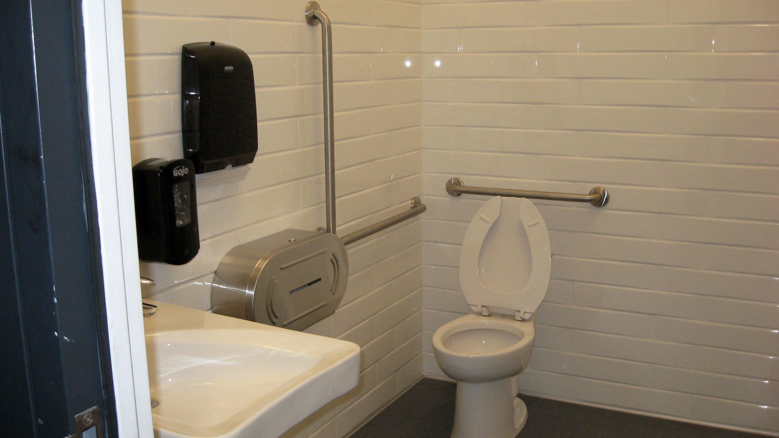 single occupancy restroom