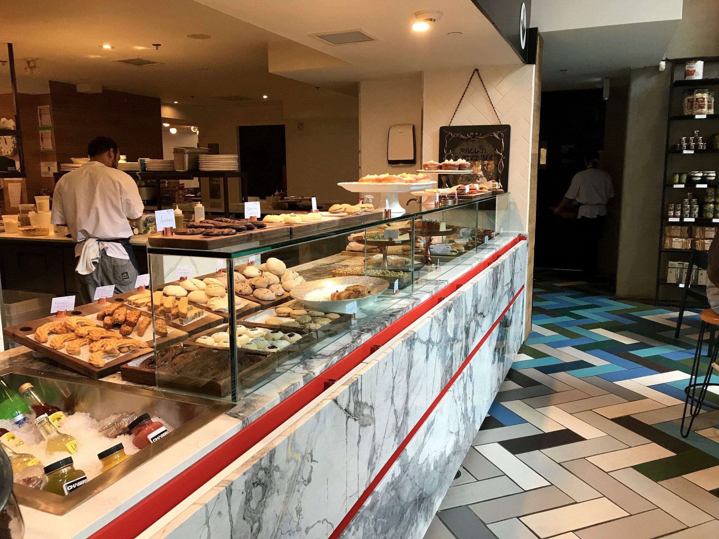 Oretta Cafe bar