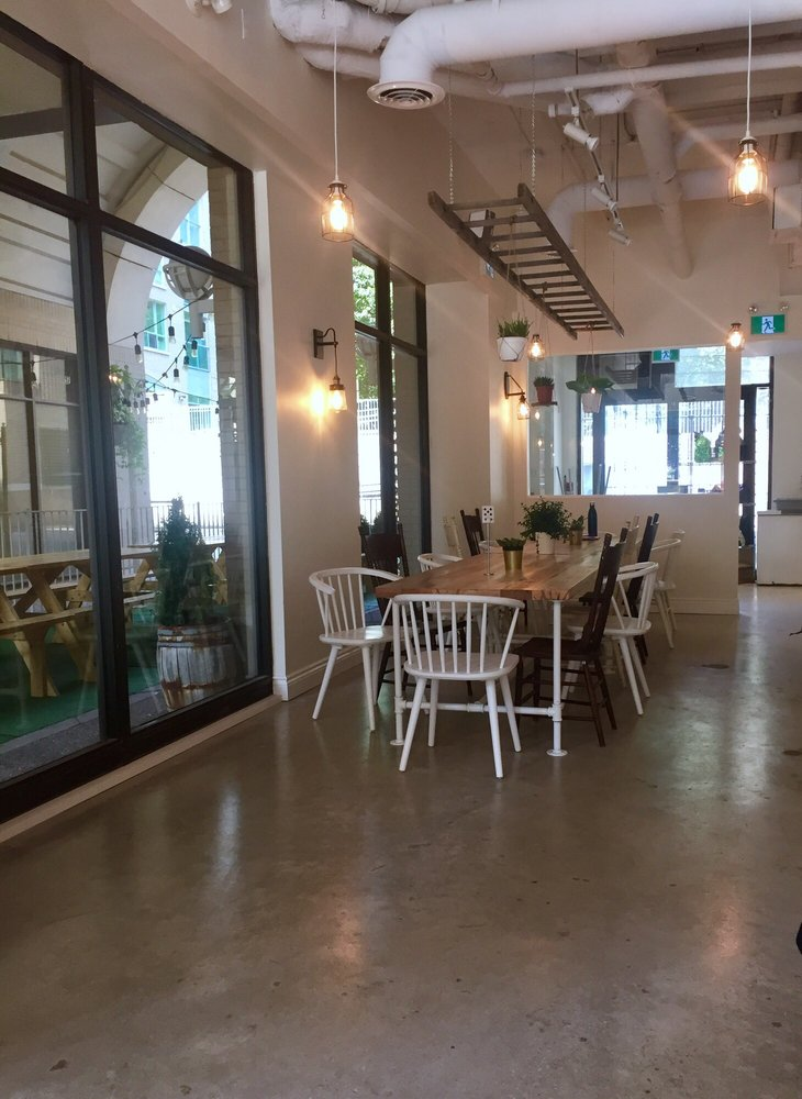 Picture of accessible interior of FARMR