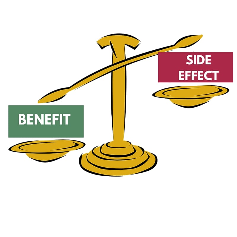 benefits outweigh side effects