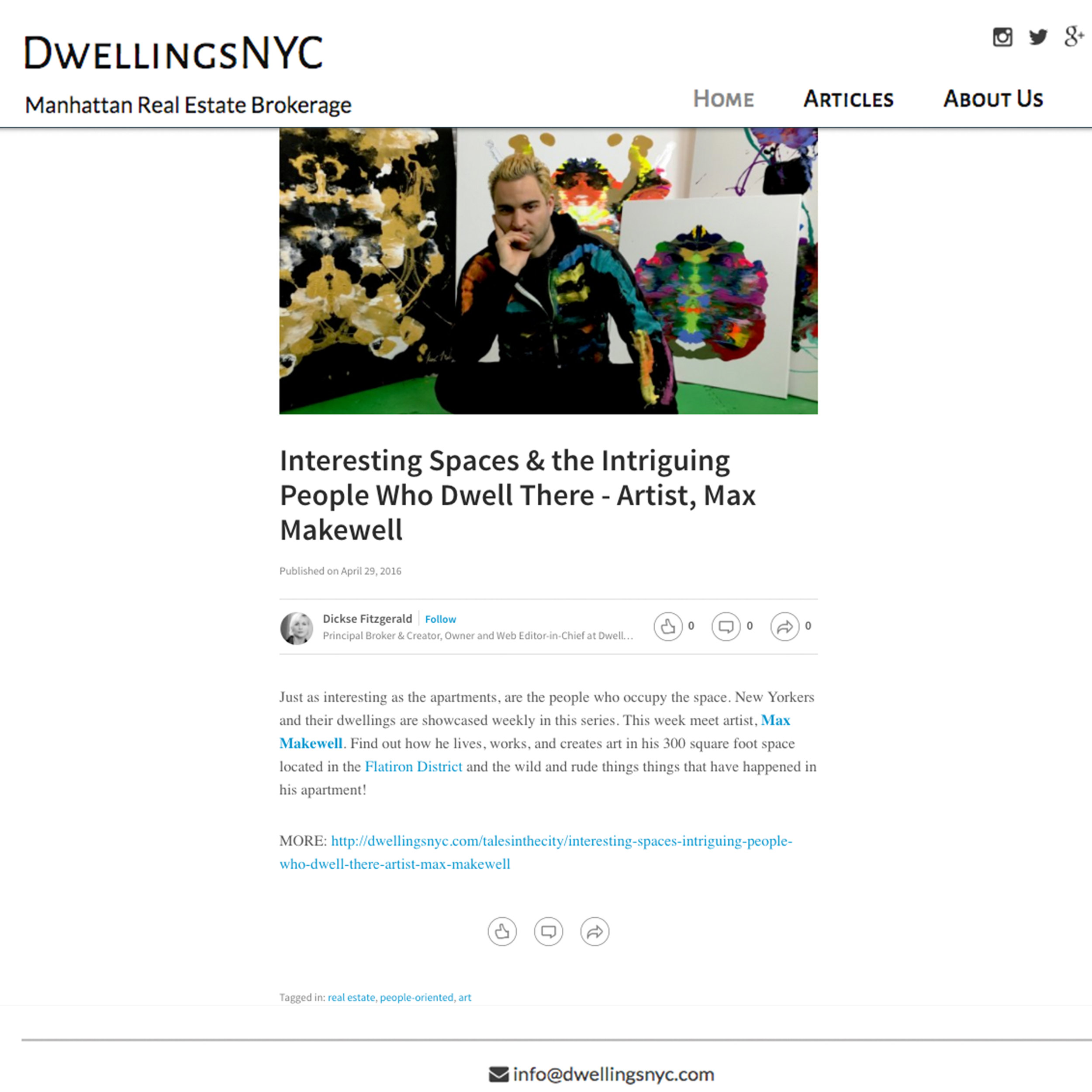 Dwellings NYC
