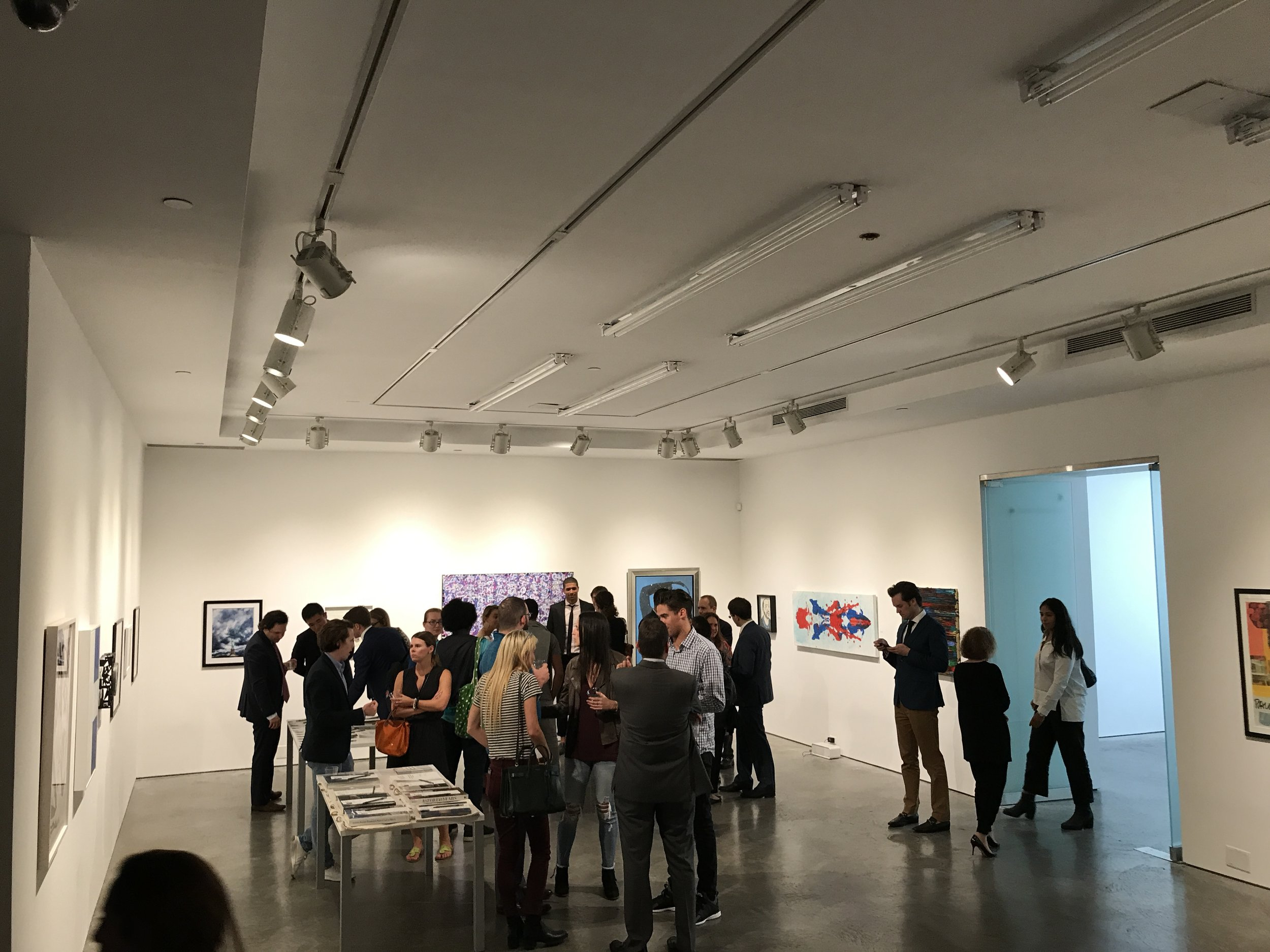 De Buck Gallery | New York | Young Collectors Art Auction