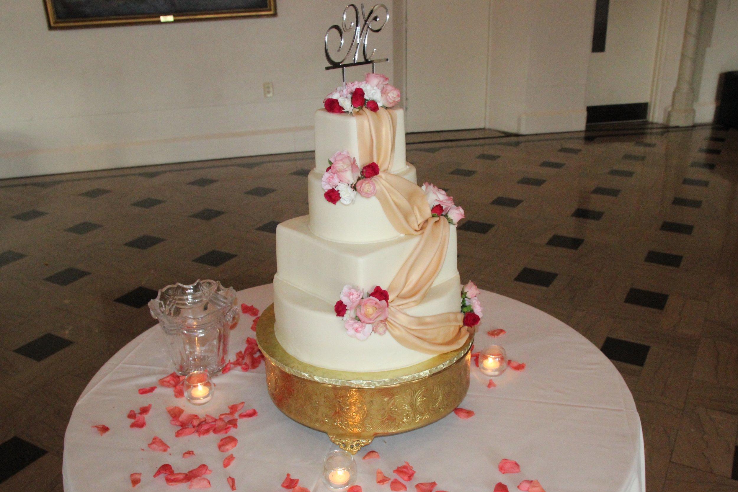 Ilene McHone and  Classic Cakes  work their magic