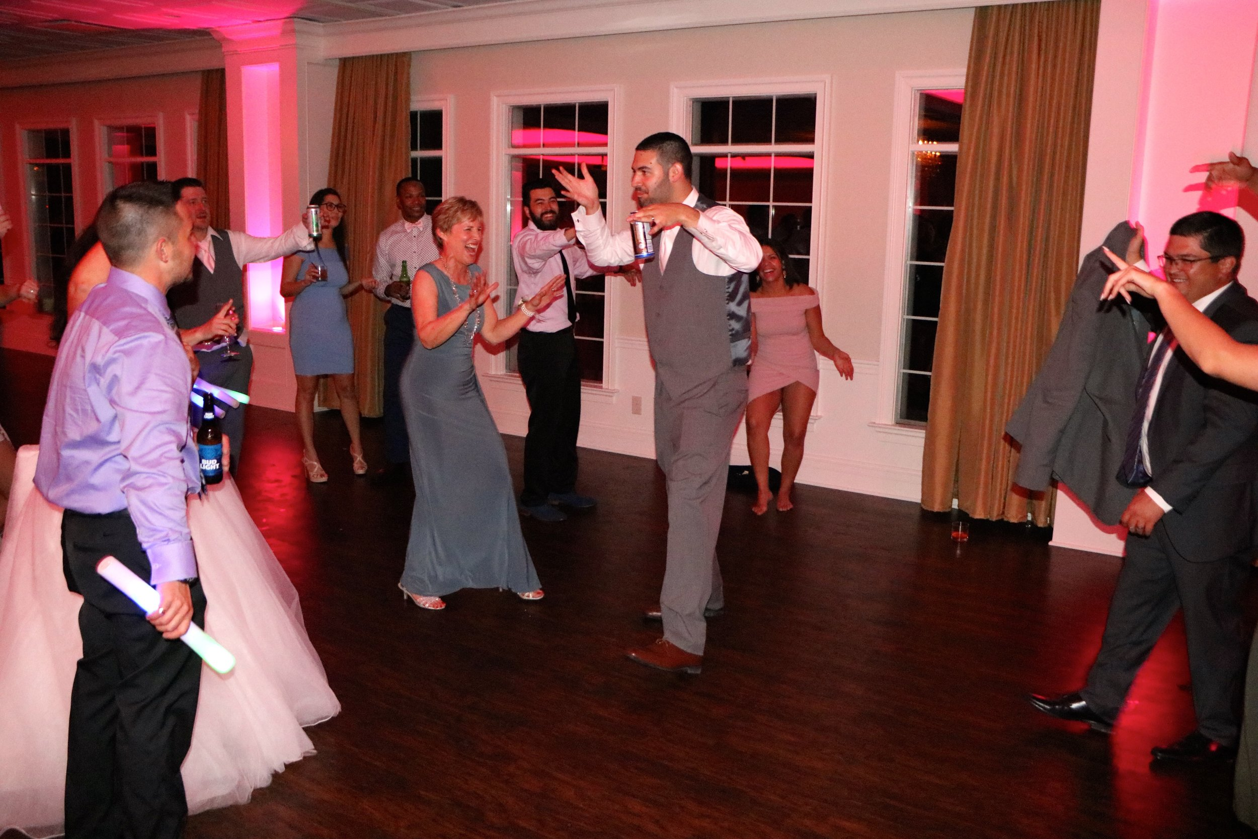 Sarah & Chase Finale by DJ Jim Cerone The Perfect Host
