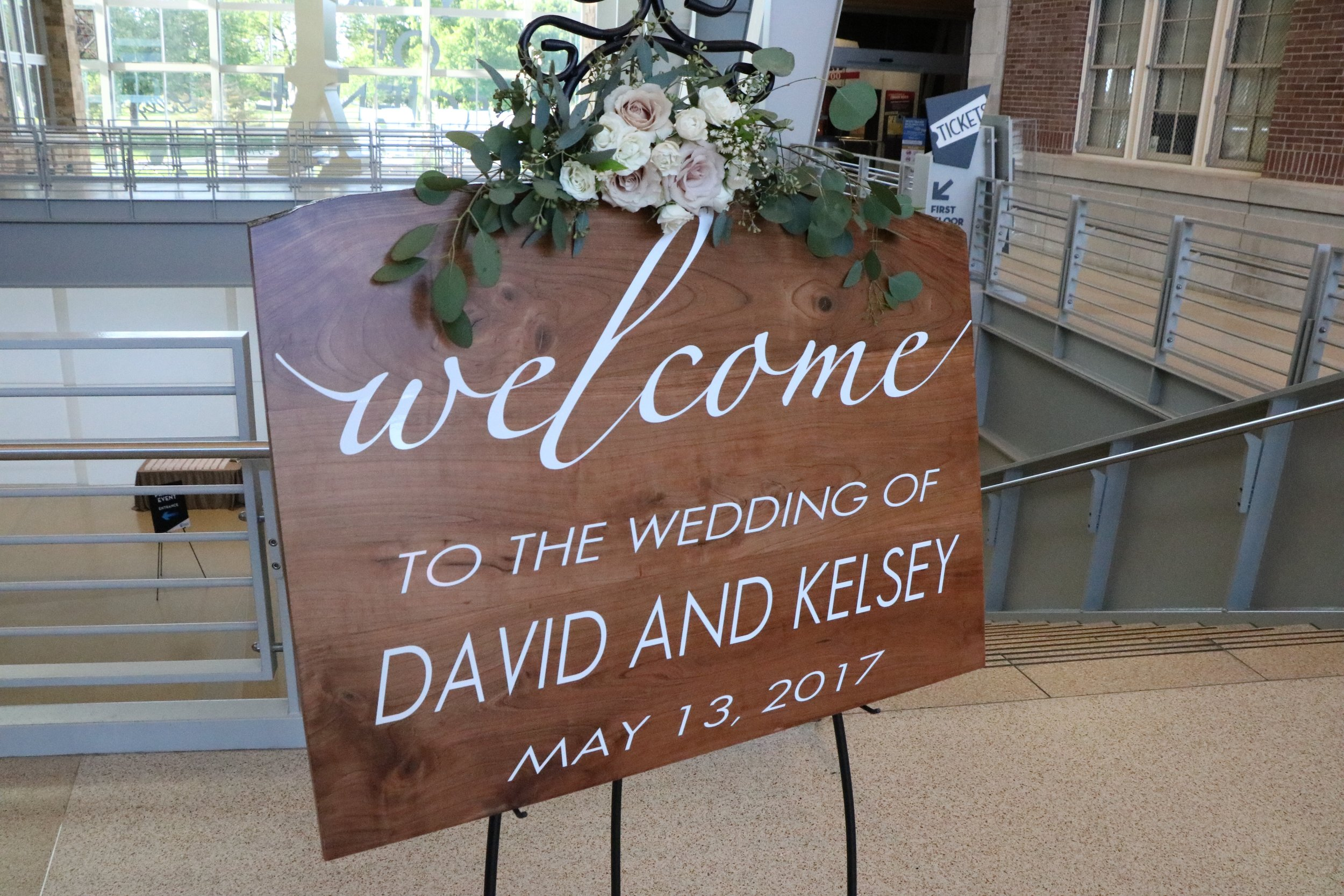 Kelsey & David's guests arrival by DJ Jim Cerone The Perfect Host
