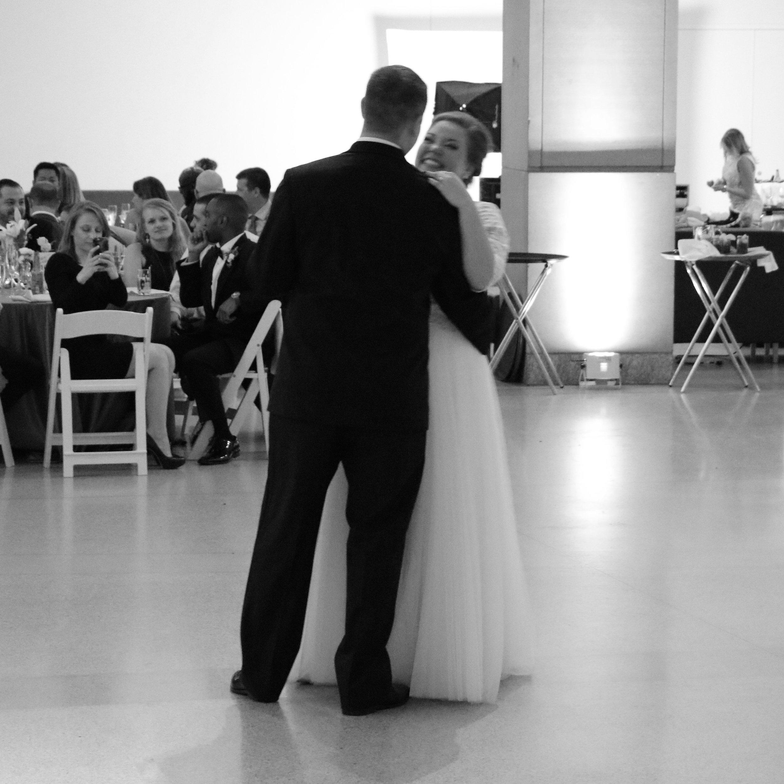 Kelsey & David's 1st dance: Everlasting Love