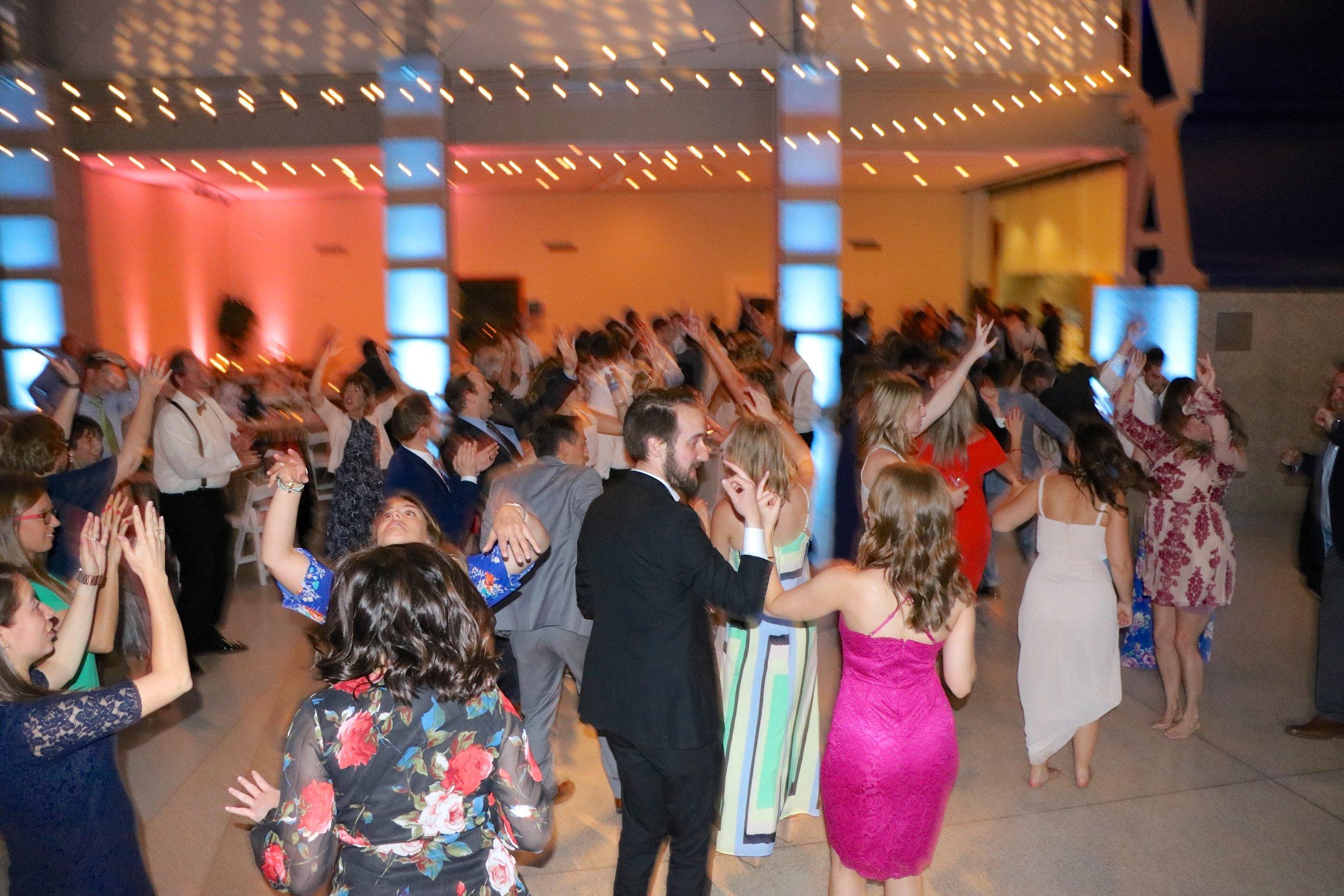 Kelsey & David Everybody Dance by Indy DJ Jim Cerone