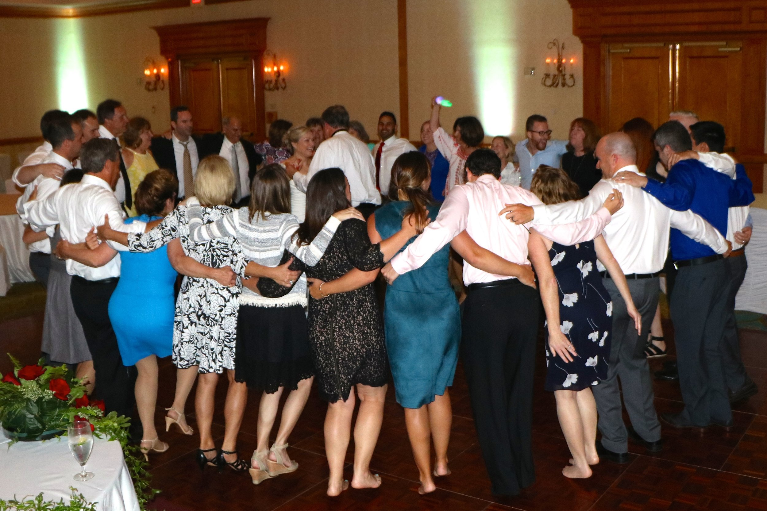 Annette & Earl by Indianapolis Wedding DJ Jim Cerone