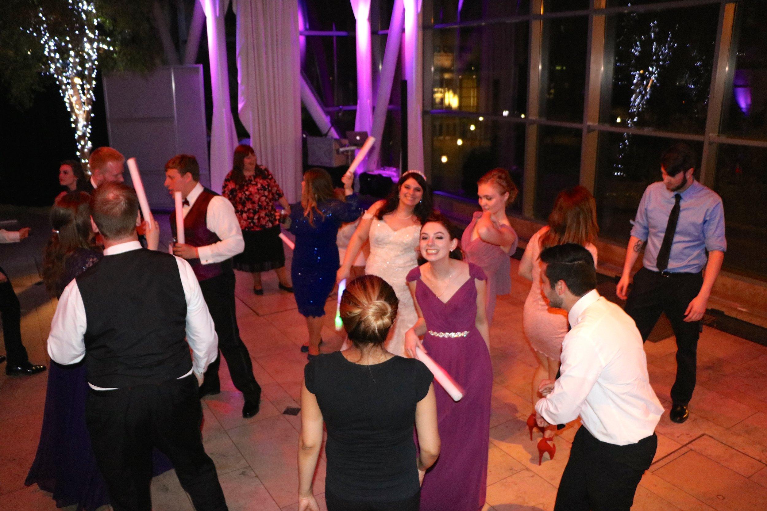Carrie & Alex Dancing 2 by Indy DJ Jim Cerone