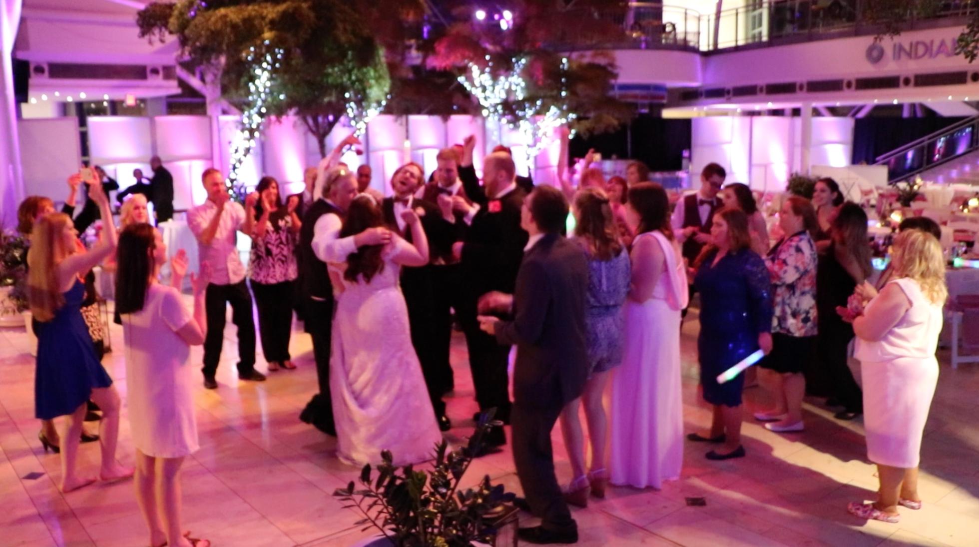 Carrie & Alex Finale by Indiana Wedding DJ Jim Cerone
