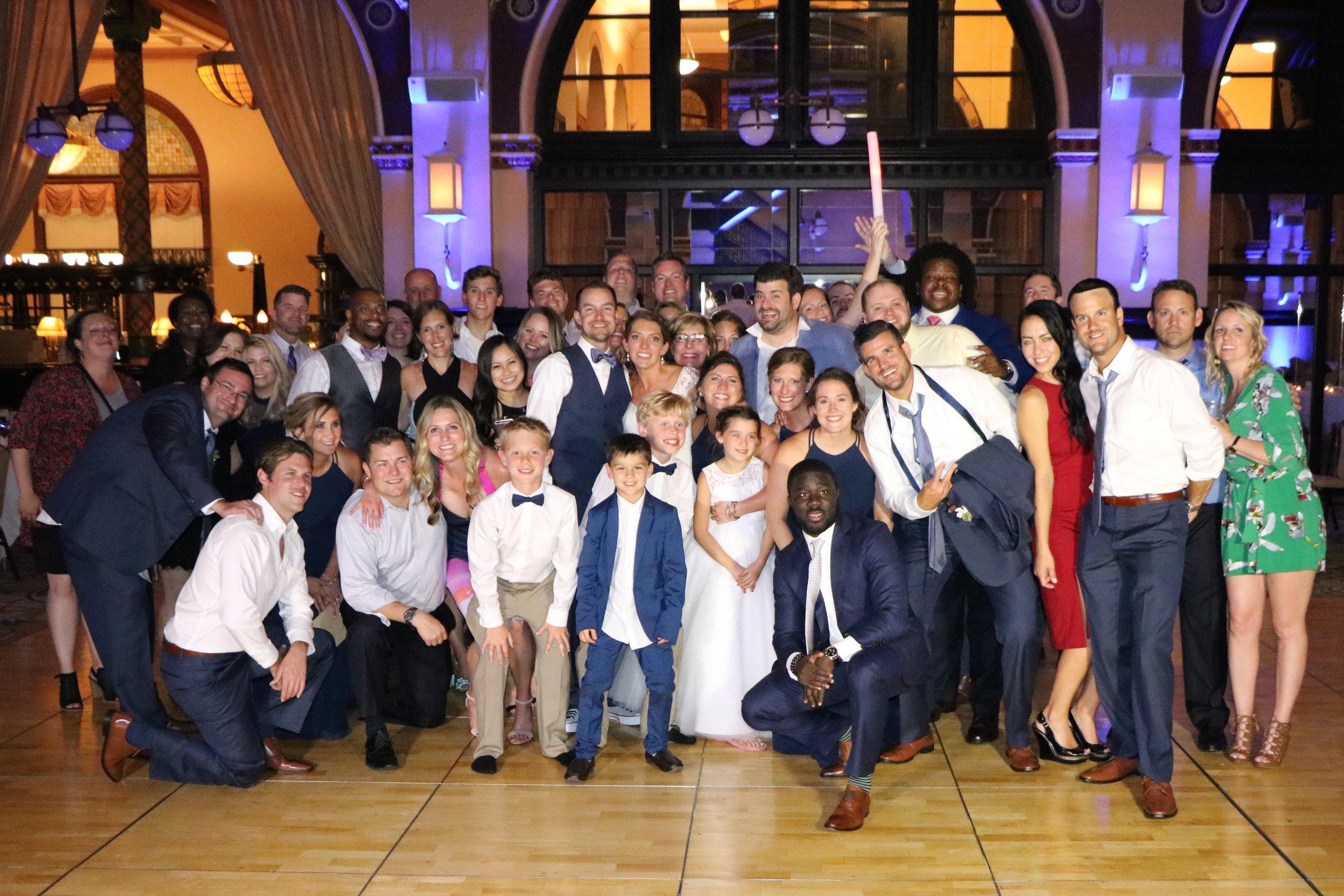 Elizabeth & Kevin Finale by Indianapolis Wedding DJ Jim Cerone