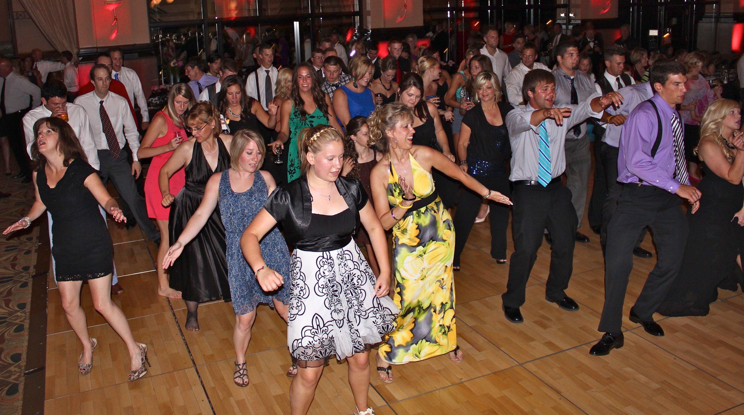 Fankhauser Dance Floor by DJ Jim Cerone